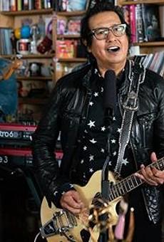 Watch San Antonio-Born Alejandro Escovedo Rock an NPR Tiny Desk Concert