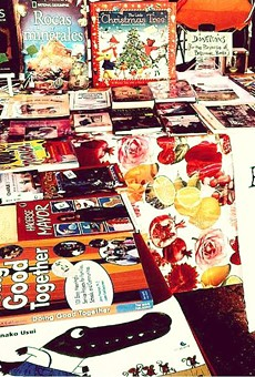 Progressive Pop-Up Échale Books to Celebrate Second Anniversary with Pachanga and Sale