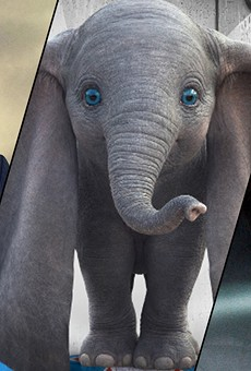 Cinematic Spillover: Short Reviews of Dumbo, The Highwaymen, Diane and More