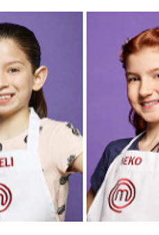 San Antonio's MasterChef Junior Contestants Heading Glow in the Dark Dessert Demo at Local Library