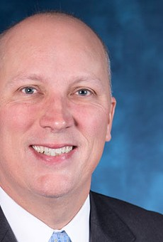 Chip Roy represents District 21, which includes North San Antonio and the Texas Hill Country.