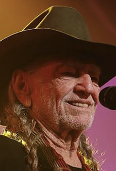 Willie Nelson Playing Whitewater Amphitheater All This Weekend