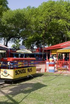 Iconic Kiddie Park to Relocate to San Antonio Zoo