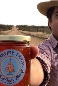 San Antonio Food Entrepreneurs: Meet James Vives of Brushfire Farms