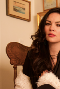 Gemini Ink Brings Chicana Author Kali Fajardo-Anstine for Special Reading, Course