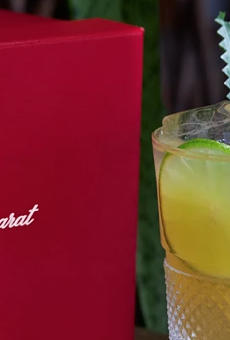 Fleming's in San Antonio is Selling a $100 Prime Margarita This May
