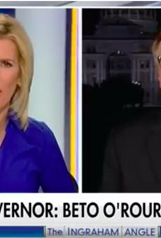 Lt.Gov. Dan Patrick Uses Anti-Gay Slur to Describe Beto O'Rourke During Fox News Interview