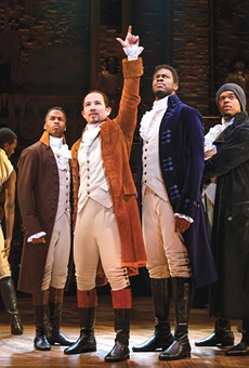 Our Nation's Birth, Remixed: A Bit of Critical Thought on the Cultural Phenomenon Hamilton: An American Musical