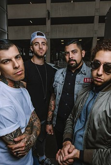 Upon a Burning Body Returns With a Hometown Show and a Brand New Album