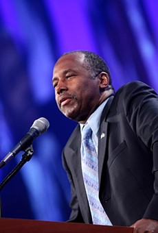 Ben Carson's Department of Housing and Urban Development proposed a rule that would allow homeless shelters to deny beds to trans people.