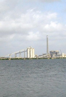 CPS's J.T. Deely coal plant has closed, but environmental groups are urging the utility to close its two remaining fossil-fuel facilities.