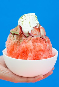Tenko-Gōri's Icy Treats Shine at Weekly Pop-Up at the Pearl