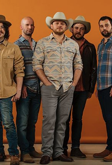 Josh Abbott Band Heading to New Braunfels for Two Nights of Romantic Country Tunes