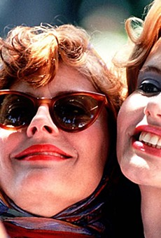 Briscoe Western Art Museum to Screen Classic Thelma & Louise, Host Lecture