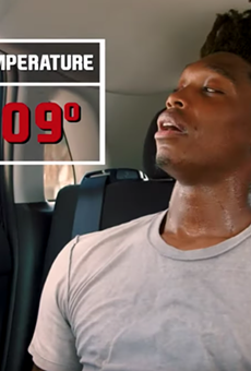 Spurs' Lonnie Walker IV Appears in PETA PSA to Prevent People From Leaving Pets in Hot Cars