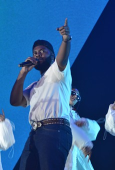 R&B Star Khalid Brought Love 'Right Back' to San Antonio with Free Spirit Tour