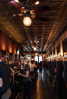 The Esquire Tavern is looking for a new chef after Brooke Smith's departure.