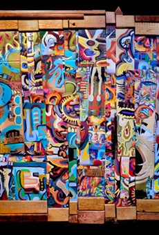 Artists Joan Fabian, Roberta Masciarelli Pay Homage to Childhood Imagination in New Terminal 136 Exhibition