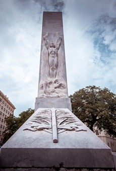 Alamo Battle Continues: Group Is Suing in Federal Court to Halt the Moving of the Cenotaph