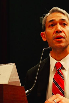 Mayor Ron Nirenberg and council will vote on a resolution urging lawmakers to act on gun legislation.