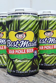 Pickle Beer Exists and It's Making Its Way to San Antonio Soon
