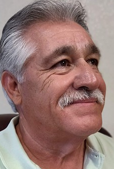 New State Rep. Ray Lopez Isn't Afraid to Change His Mind