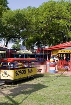 Kiddie Park to Reopen on San Antonio Zoo Grounds Next Month