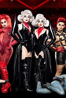 Nightmares in Heels: Spooky Drag Queen Show Dragula is Coming to San Antonio