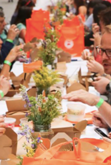 Outdoor Charity Picnic Heads to Downtown San Antonio This Month