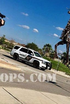 COPS Crew to Begin Filming Bexar County Sheriff's Office This Week