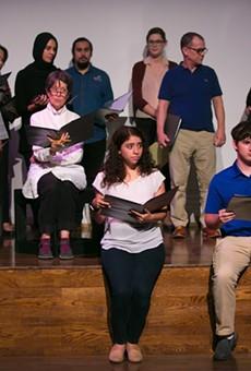 Trinity University Academics Bring Theatrical Meditation on Islam and American Politics to the Tobin Center