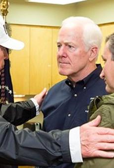 Sen. John Cornyn Alters Don Jr.'s Fundraising Email That Calls Him 'Trump's Biggest Ally'