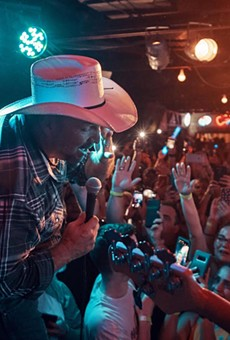 Garth Brooks Gives Shoutout to Gruene Hall Crowd on Facebook Live Ahead of Concert