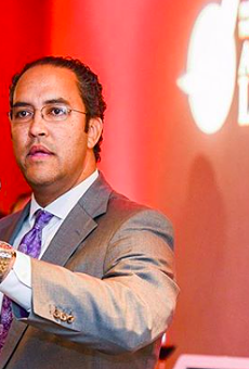 San Antonio U.S. Rep. Will Hurd Says He's Thinking of a 2024 Presidential Run