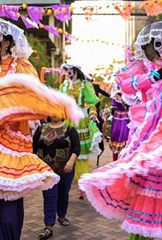 El Dusty, Piñata Protest and More to Play 7th Annual Dia De Los Muertos Festival This Month
