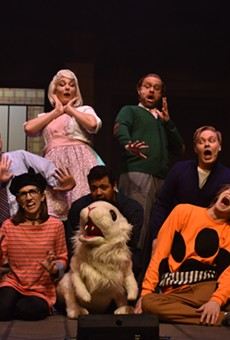 The Magik Theatre Opens its 26th Season with Halloween Classic Bunnicula on Friday (4)
