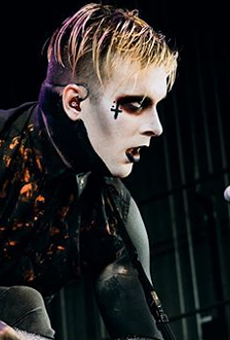 Relive the 2000s and Catch Motionless in White at the Vibes Event Center