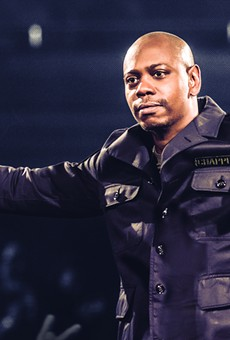 Dave Chappelle to Perform Two More Nights at the Aztec Theatre (2)