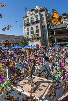 Monarch Butterfly & Pollinator FestivalTaking Over the Pearl This Sunday