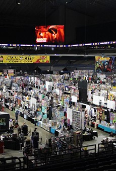Comic Conflict: Amid Legal Disputes and Other Drama, Competing Local Conventions Stake Their Claims on San Antonio's Burgeoning Pop-Culture Business