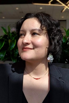 San Antonio's Xochil Peña Rodriguez Is a Congressman's Daughter in Political Bloom