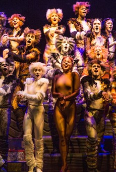 Here's Your Chance to Catch Broadway's Longest-Running Musical Cats at the Majestic Theatre