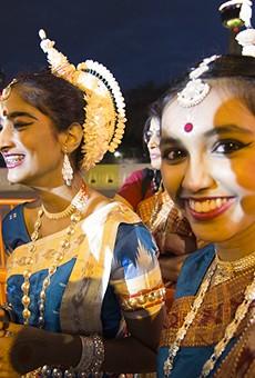 San Antonio's Diwali Brings Cultural Celebration with Parade, Food and Dance to Hemisfair