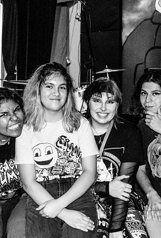 All-Female Hardcore Act RATS Are Keeping Punk Alive in San Antonio