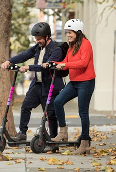 Lyft Scooters is exiting six U.S. markets, including San Antonio.