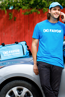 H-E-B-Owned Favor Delivery is Now Providing Runners with Car Insurance
