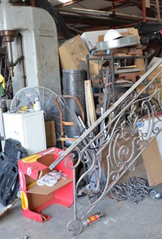 Master Craftsman: Getting to Know Victor Salas, the San Antonio Artisan Behind Forged Oaks