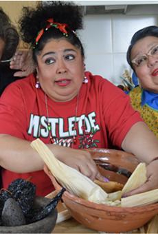Las Nuevas Tamaleras Returns for Its Annual Holiday Performance