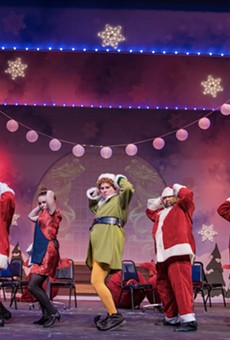 A Naughty Elf Premieres at The Public: Elf The Musical Is a Holiday Spectacle for the Whole Family (2)