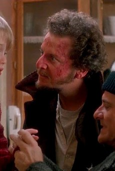 Get Into the Holiday Spirit with a Free Screening of Home Alone at Travis Park